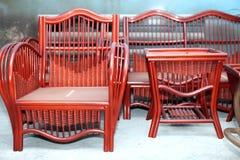 Produção de mobília da videira Fábrica de criação do na Imagens de Stock
