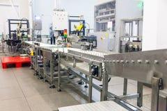 Produção de planta industrial especializada das gorduras e de aditivos de alimento foto de stock royalty free