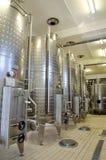Produção de vinho Fotos de Stock Royalty Free
