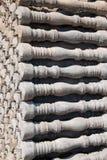 Produção do cimento fotos de stock