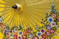 Produção dos guarda-chuvas de papel/guarda-chuvas do papel Imagem de Stock