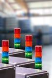 Produção industrial Fotografia de Stock