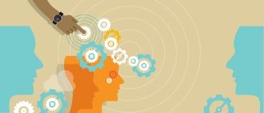 Producción automatizada negocio del concepto de la automatización de proceso