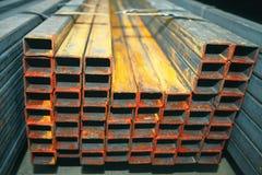 Producción de la metalurgia foto de archivo