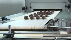 Producción 2 de los dulces almacen de metraje de vídeo