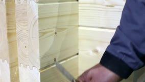 Producción de materiales de construcción Barras perfiladas metrajes