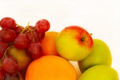Producción del año de frutas maduras Imagen de archivo libre de regalías