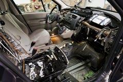 Producción del coche Foto de archivo libre de regalías