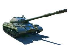 Producción pesada del tanque de la URSS Fotos de archivo libres de regalías