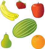 Produce - Fruit Royalty Free Stock Photo