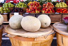 Produce at Local Market Royalty Free Stock Images