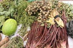 Produce at the Market Royalty Free Stock Image