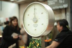 Produce Scale Stock Images