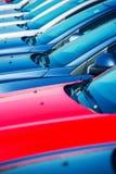 Producenta Samochodów zapas Zdjęcie Royalty Free
