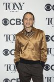 Jordan Roth. Producer Jordan Roth arrives for the 2018 Tony Awards Meet the Nominees press junket at the InterContinental New York Times Square Hotel on May 2 royalty free stock images