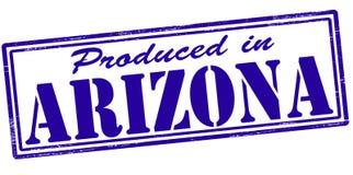 Producido en Arizona libre illustration