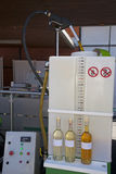 Producing of biodiesel Stock Images