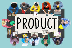 Product Branding Commercial Marketing Concept Stock Photography