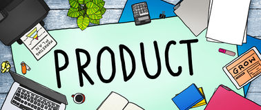 Product Branding Commercial Marketing Concept Stock Photos