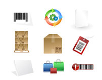 Product concept icon set illustration Stock Photography