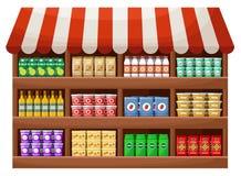 Product farmer shop Stock Photo