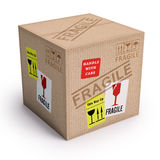 Product Fragile stock illustration