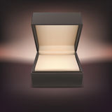Product gift jewelry box. Royalty Free Stock Photo