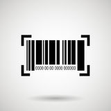 Product identification code design Royalty Free Stock Image