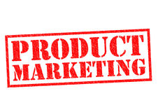 Product marketing Royalty-vrije Stock Foto's