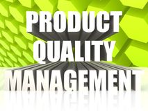 Product quality management Stock Photography