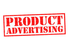 Product Reclame Stock Foto