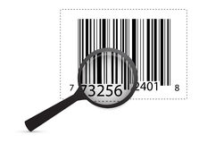 Product Review And Identification Royalty Free Stock Photo