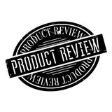 Product Review rubber stamp Stock Photo