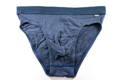 Product shot of AIIZ Men Underwear. CHIANGMAI, THAILAND -FEBRUARY 16 2017: Product shot of AIIZ Men Underwear. Product of Thailand royalty free stock images
