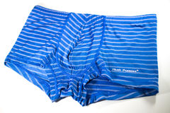 Product shot of Hush Puppies Innerwear Stock Photography