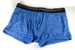 Product shot of Hush Puppies Trunk Innerwear Royalty Free Stock Photography