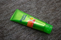 Product shot of Rejoice Rich Soft Smooth. hair conditioner. Stock Photography