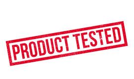 Product Tested rubber stamp Royalty Free Stock Image