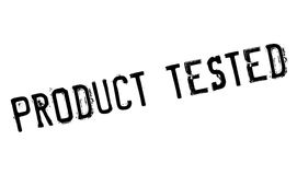 Product Tested rubber stamp Royalty Free Stock Photography