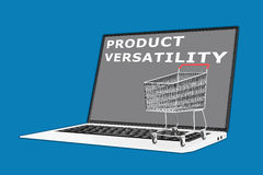 Product Versatility concept Royalty Free Stock Images
