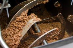 Productie van olijfolie Royalty-vrije Stock Fotografie