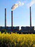 Production énergétique Image stock