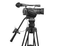 Production Camera Royalty Free Stock Photo