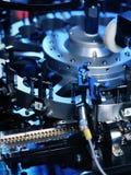 Production de composante électronique photographie stock libre de droits