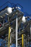 Production de pétrole russe Image libre de droits