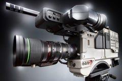 Production de tir et de vidéo de film de caméscope illustration libre de droits