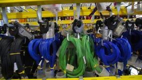 Production des circuits électriques pour des voitures de Mercedes Câblage électrique pour des voitures Daimler BR177 clips vidéos