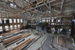 Production hall 2 Royalty Free Stock Photo