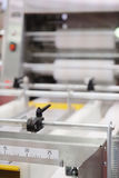 Production line at bakery Royalty Free Stock Photos