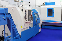 Production machines Stock Photos
